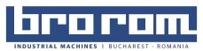 Brorom Logo