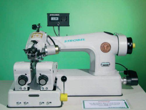 Masini cusatura ascunsa STROBEL K124